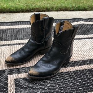 Frye Distressed Boots